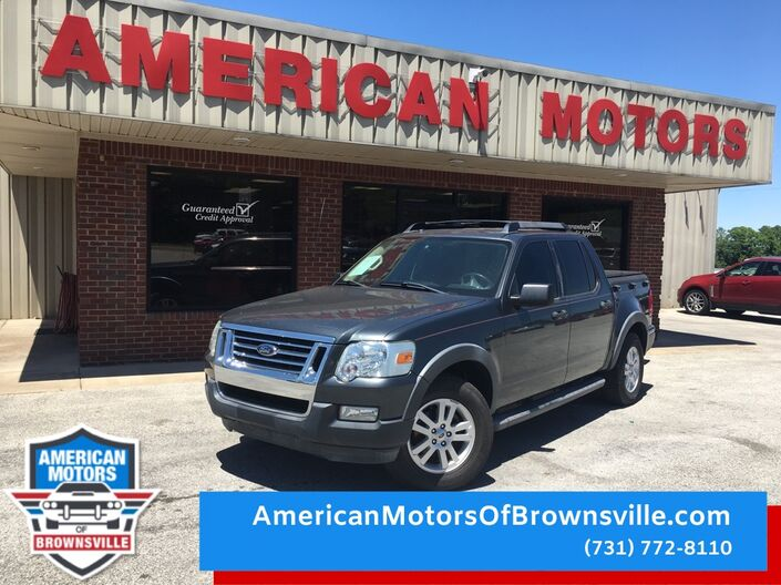 2010 Ford Explorer Sport Trac XLT Brownsville TN