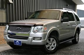 2010 Ford Explorer XLT 4.0L 4WD 3Rd Row