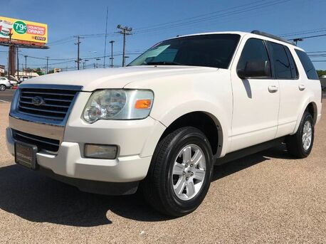 2010_Ford_Explorer_XLT_ Killeen TX