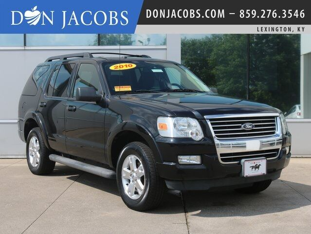 2010 Ford Explorer XLT Lexington KY