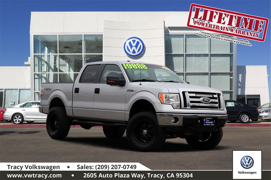 2010 Ford F-150  Tracy CA