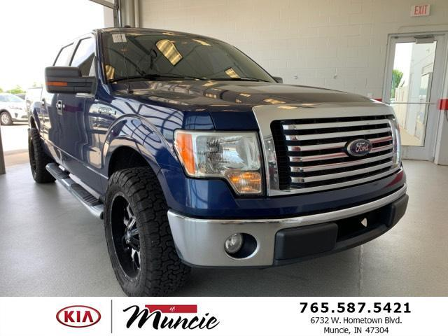 2010 Ford F-150 2WD SuperCrew 145 XLT Muncie IN