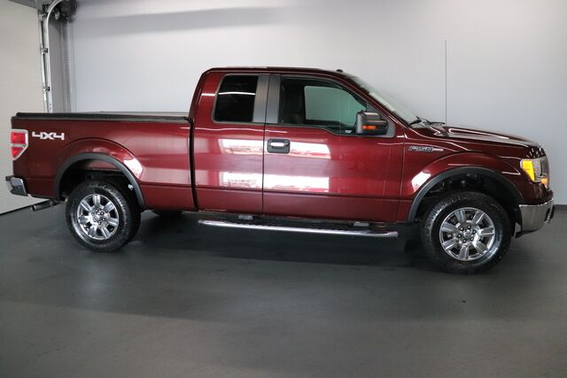 2010 Ford F-150 4WD SuperCab 145 XLT Terre Haute IN