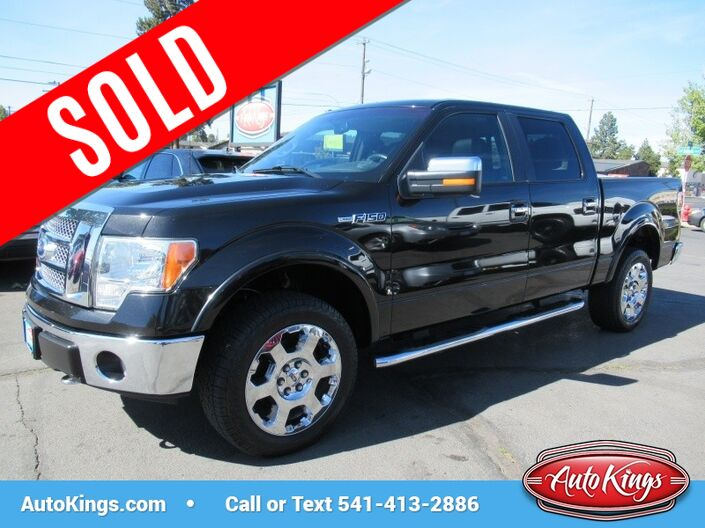 2010 Ford F-150 4WD SuperCrew 145 Lariat Bend OR