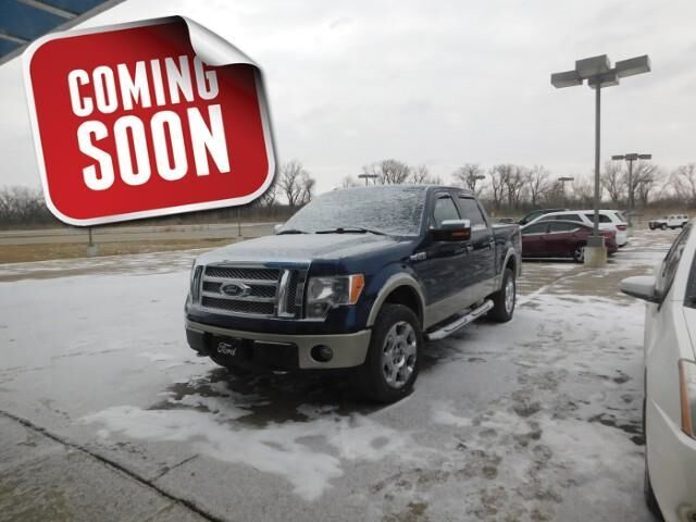 2010 Ford F-150 4WD SuperCrew 145 Lariat Manhattan KS