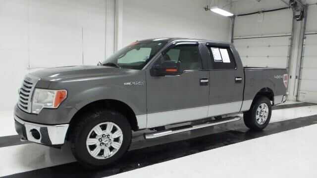 2010 Ford F-150 4WD SuperCrew 145 XLT Topeka KS