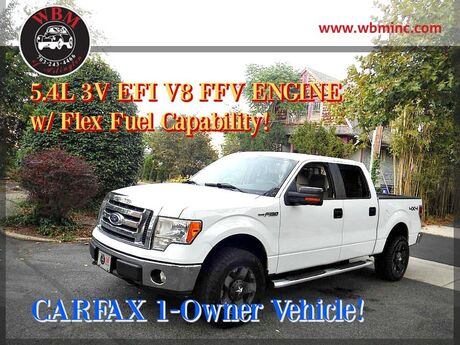 2010 Ford F-150 4x4 SuperCrew XLT Arlington VA