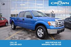 2010_Ford_F-150, CREW, XLT, 4X4_LOCAL TRADE, LOW K_ Winnipeg MB