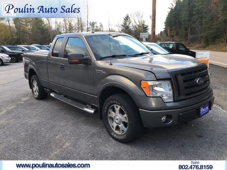 2010 Ford F-150 FX4 Barre VT