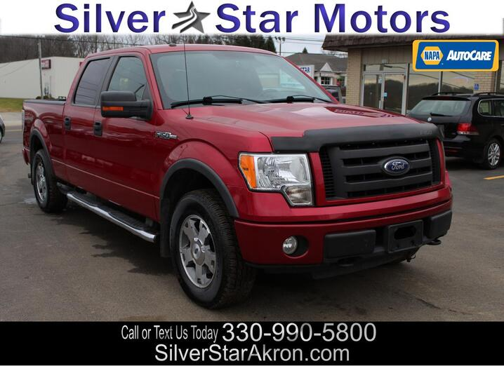2010 Ford F-150 FX4 Tallmadge OH