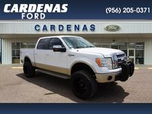 2010_Ford_F-150_King Ranch_ McAllen TX