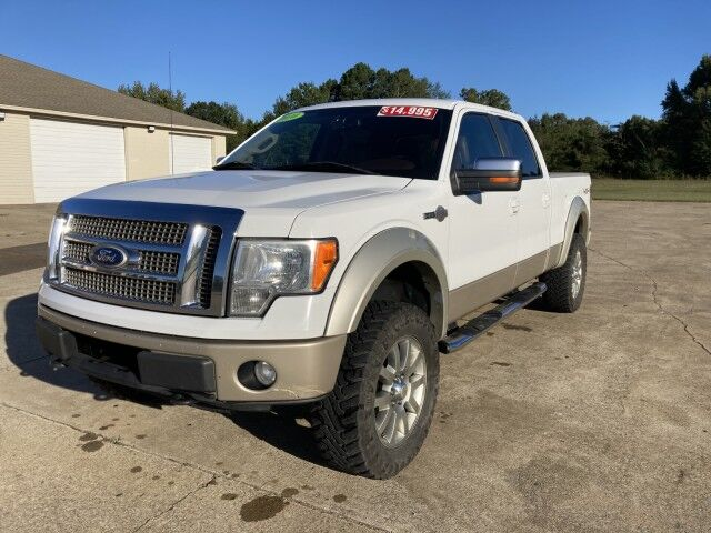 2010 Ford F-150 King Ranch Heber Springs AR