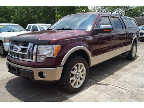 2010 Ford F-150 King Ranch Richwood TX