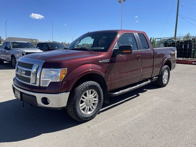 2010 Ford F-150 LARIAT - 4X4 LEATHER Calgary AB
