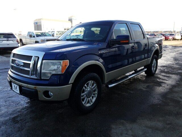 2010 Ford F-150 LARIAT WITH SUNROOF Calgary AB