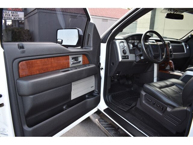 2010 Ford F-150 Lariat 4WD SuperCrew Bend OR