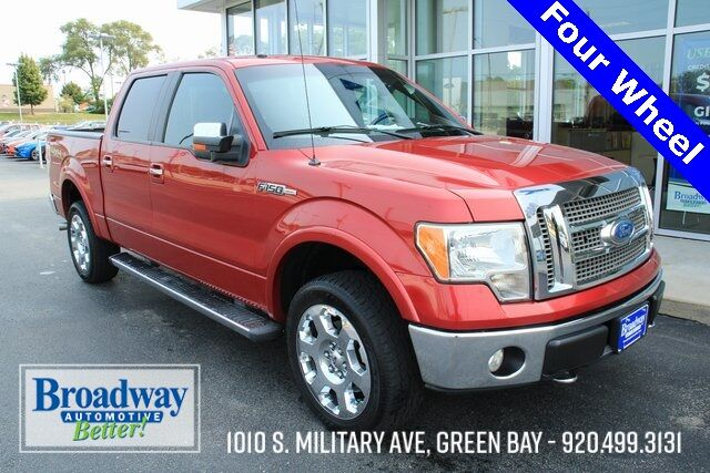 2010 Ford F-150 Lariat Green Bay WI