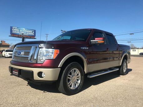2010_Ford_F-150_Lariat_ Killeen TX