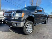 2010_Ford_F-150_Lariat, PWR ROOF, NAV, HEATED AND COOLED SEATS,_ Raleigh NC