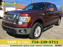 2010_Ford_F-150_Lariat SuperCrew 4WD w/Low Miles_ Buffalo NY