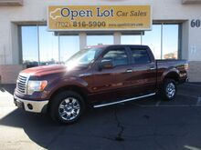 2010_Ford_F-150_Lariat SuperCrew 5.5-ft. Bed 2WD_ Las Vegas NV