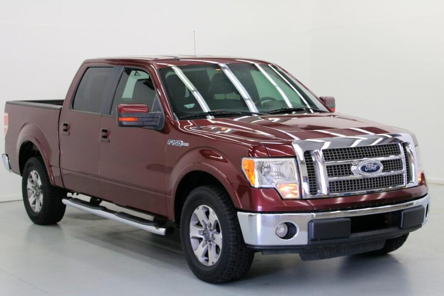 2010 Ford F-150 Lariat SuperCrew 5.5-ft. Bed 2WD Texarkana TX