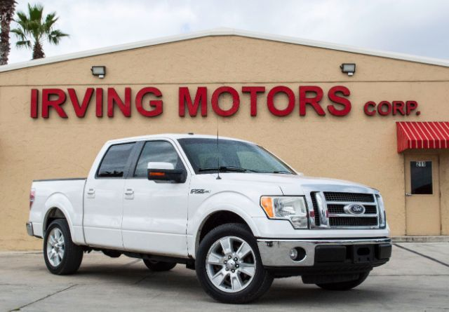 2010_Ford_F-150_Lariat SuperCrew 5.5-ft. Bed 2WD_ San Antonio TX