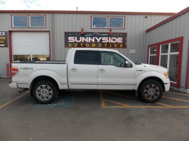 2010 Ford F-150 Lariat SuperCrew 5.5-ft. Bed 4WD Idaho Falls ID