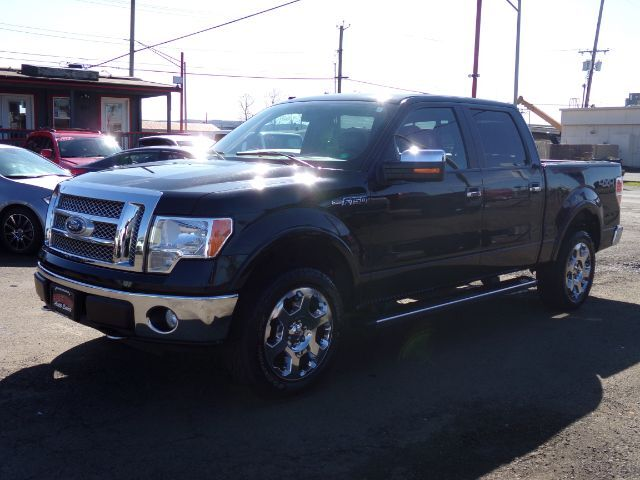 2010 Ford F-150 Lariat SuperCrew 5.5-ft. Bed 4WD Aberdeen WA