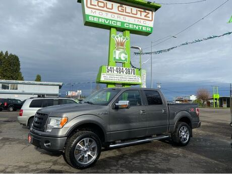 2010 Ford F-150 Lariat SuperCrew 6.5-ft. Bed 4WD Eugene OR
