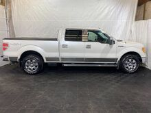 2010_Ford_F-150_Lariat SuperCrew 6.5-ft. Bed 4WD_ Middletown OH