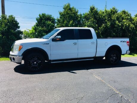 2010 Ford F-150 Lariat SuperCrew 6.5-ft. Bed 4WD Richmond IN
