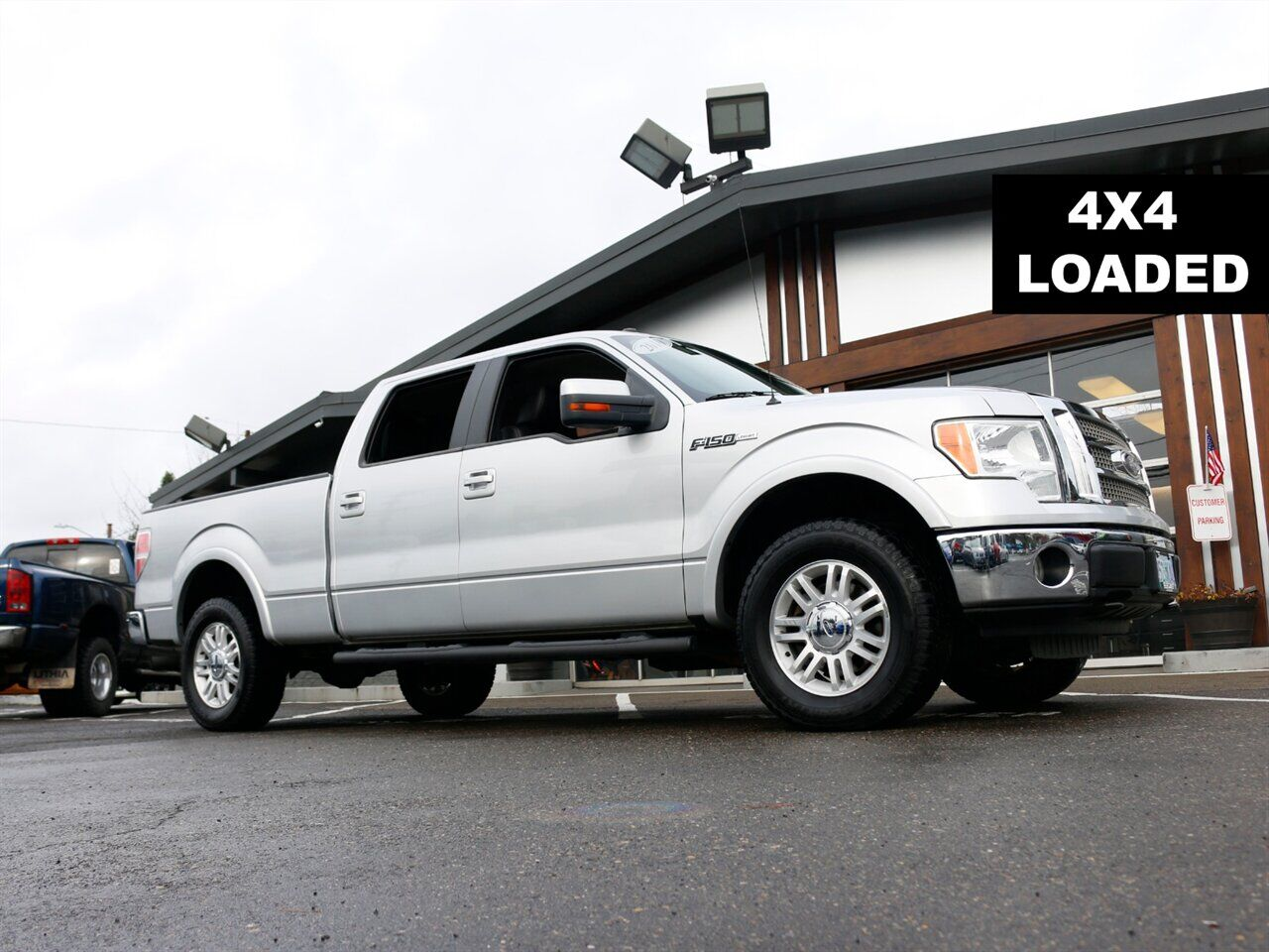 2010 Ford F-150 Lariat leather loaded 4x4 clean low miles Beaverton OR