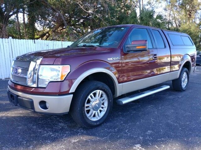 2010_Ford_F-150_Lariat_ Fort Myers FL