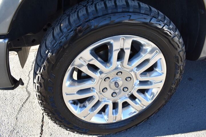 2010 Ford F-150 Platinum 4WD SuperCrew Bend OR