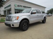 2010_Ford_F-150_Platinum LEATHER, NAVIGATION, BACKUP CAMERA, BLUETOOTH CONNECTIVITY, HTD/CLD FRONT SEATS_ Plano TX