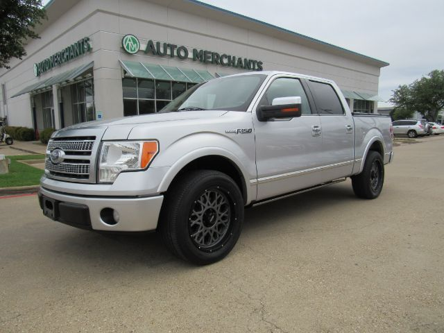 2010 Ford F-150 Platinum LEATHER, NAVIGATION, BACKUP CAMERA, BLUETOOTH CONNECTIVITY, HTD/CLD FRONT SEATS Plano TX