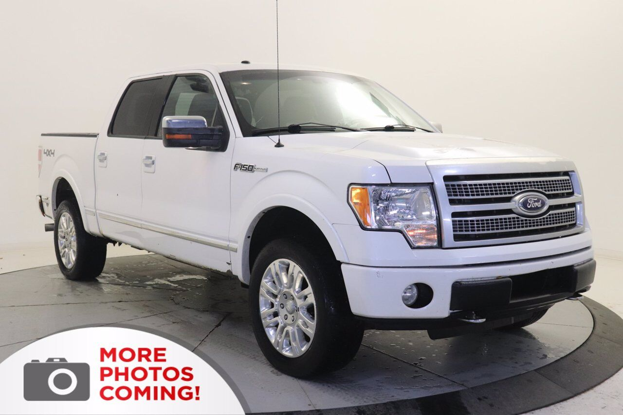 2010 Ford F-150 Platinum Sherwood Park AB