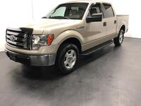 Ford F-150 SUPERCREW 145 2 WD 2010