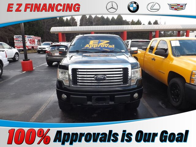 2010 Ford F-150 SUPERCREW 145  XL College Park GA