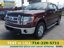 2010_Ford_F-150_SuperCrew Lariat 4WD w/Leather_ Buffalo NY