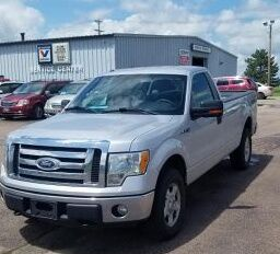 2010_Ford_F-150_XL 8-ft. Bed 4WD_ Sioux Falls SD