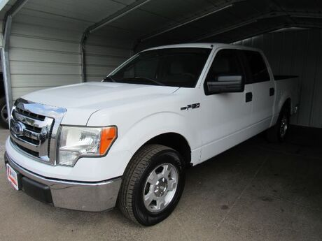2010 Ford F-150 XL SuperCrew 5.5-ft. Bed 2WD Dallas TX