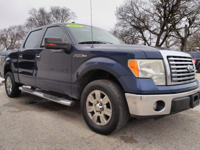 2010 Ford F-150 XL SuperCrew 5.5-ft. Bed 2WD