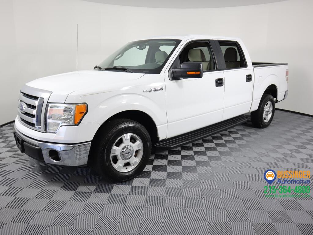 2010 Ford F-150 XLT - SuperCrew Feasterville PA
