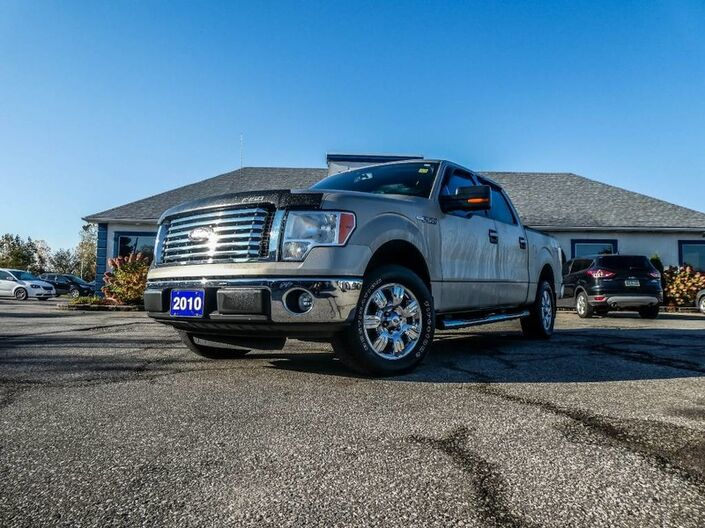 2010 Ford F-150 XLT- 5.4L V8- SOLD AS IS Essex ON
