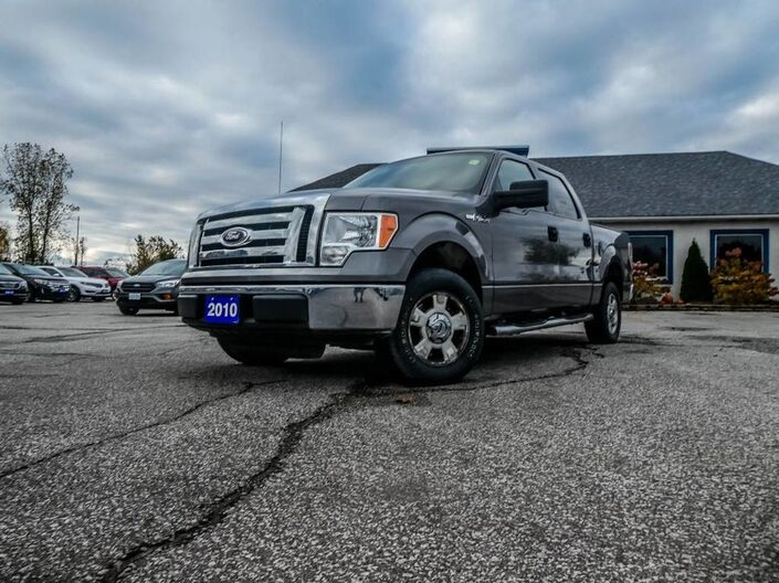 2010 Ford F-150 XLT- SOLD AS IS Essex ON