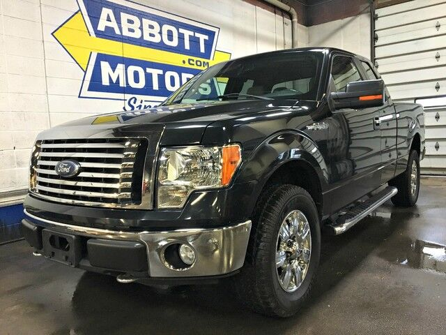 2010 Ford F-150 XLT 4WD 1-Owner w/Low Miles Buffalo NY