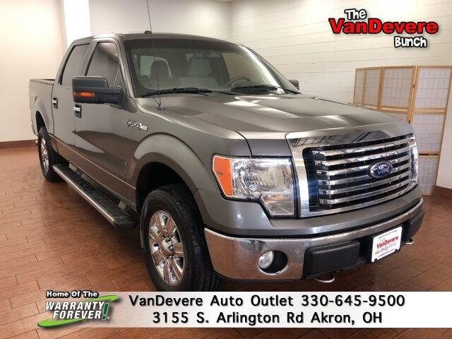 2010 Ford F-150 XLT Akron OH