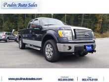 2010_Ford_F-150_XLT_ Barre VT